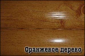 Сайдинг под бревно цвет orange log