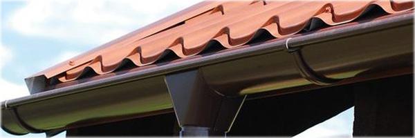 Водосточная система Roofsystems цена